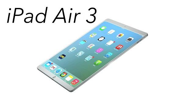 iPad Air 3 получит 4 ГБ ОЗУ и 4K-дисплей