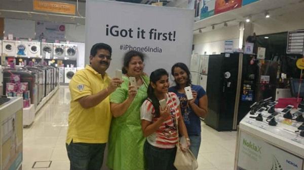 Apple открывает магазины в Индии