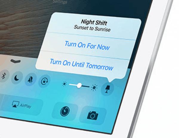 iOS 9.3 получит широкие возможности по удаленному управлению